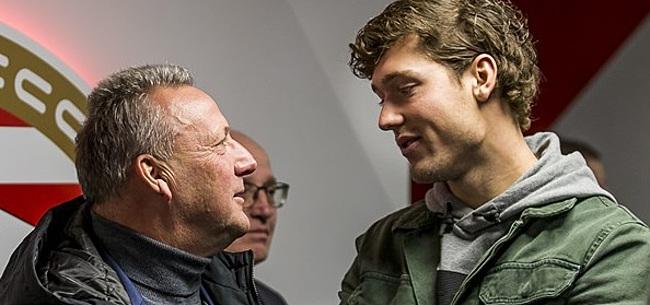Foto: 'PSV'er Lammers mist ook start tweede seizoenshelft'