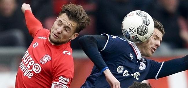 Foto: 'Twente-verdediger trekt lange neus: Serie A lonkt'