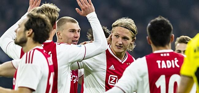 Foto: Geen vertrouwen in Ajax: