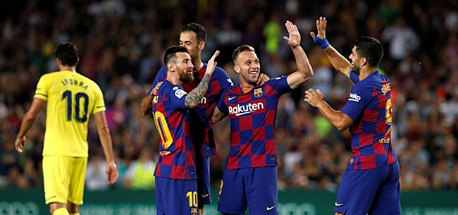 Foto: 'FC Barcelona zet trio van Inter op wenslijstje na onderlinge clash'