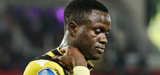 Foto: Vitesse bevestigt 'nachtmerrie' Gong: aanvaller maandenlang uitgeschakeld
