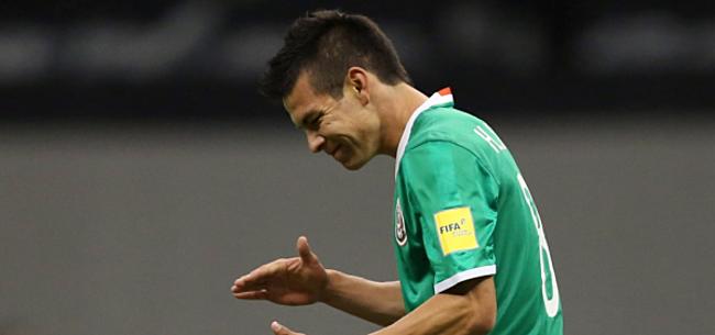 Foto: BREAKING: PSV-target Lozano neemt grote stap in transferdossier