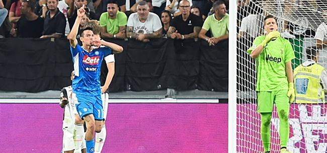 Foto: Kijkers Juventus-Napoli laten opvallend geluid horen over Lozano én De Ligt