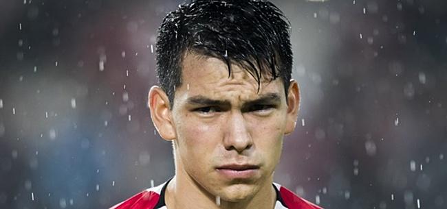 Foto: 'Barcelona reageert razendsnel op Lozano-transfer'