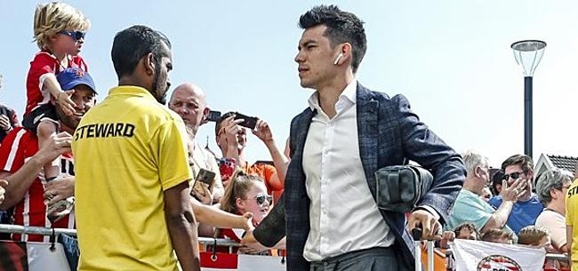 Foto: 'Lozano-transfer is nog van drie zaken afhankelijk'