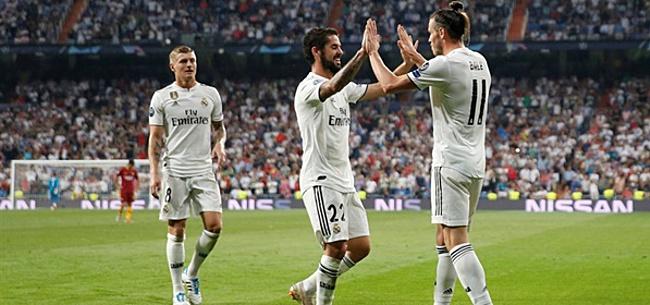 Foto: 'Real Madrid zegt 'nee' tegen aangeboden megatransfer'