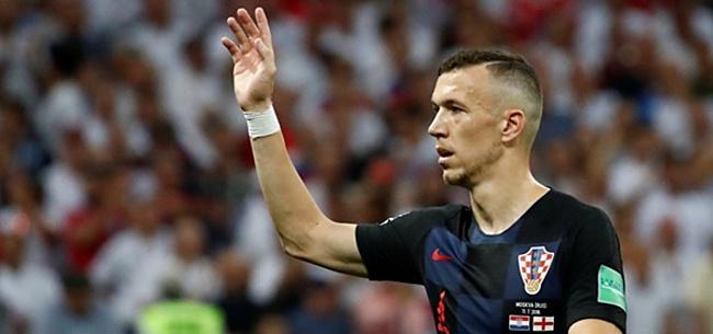 Foto: VIDEO: Ivan Perisic houdt WK-droom Kroatië in leven