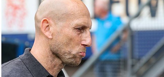 Foto: 'Het kan zomaar dat Jaap Stam Feyenoord binnenkort al weer verlaat'
