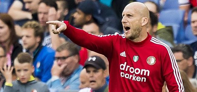Foto: VI: Jaap Stam gooit de handdoek en neemt ontslag bij Feyenoord