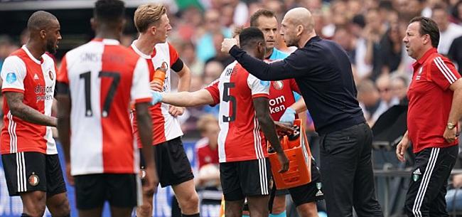 Foto: 'Feyenoord slaat razendsnel dubbelslag na miljoenendeal'