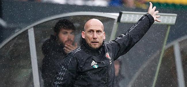 Foto: 'Stam zadelt zichzelf gigantisch probleem op bij Feyenoord'