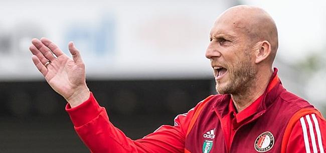Foto: Feyenoord bezorgt Stam direct cruciale opdracht