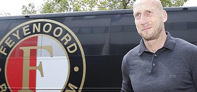 Foto: Stam bevestigt: deze week nog officiële presentatie Feyenoord-aanwinst