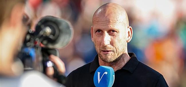 Foto: 'Feyenoord kwam belangrijke afspraak aan Stam niet na'