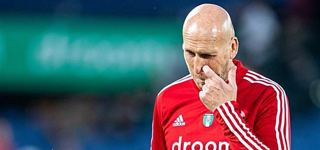 Foto: 'Feyenoord heeft ongelooflijk geblunderd op transfermarkt'