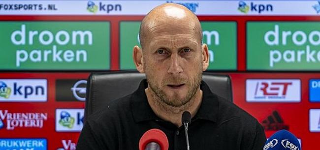 Foto: Stam geniet van Feyenoord: