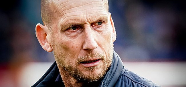 Foto: Feyenoord-watcher: 'Stam stopt ermee, opvolger staat al klaar'
