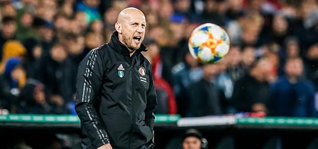 Foto: 'Schokkende' Feyenoord-tweet baart opzien: 'Stam vindt hem niks'