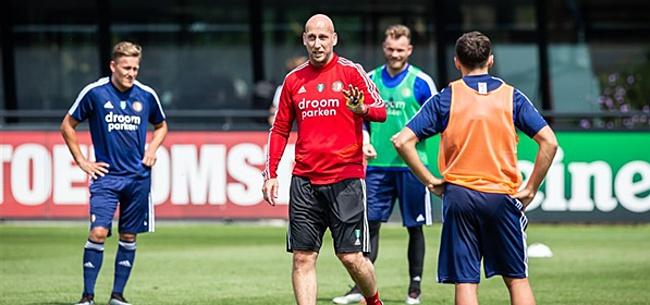 Foto: 'Uitblinkende Feyenoorder lijkt onder Stam zeker van basisplaats'
