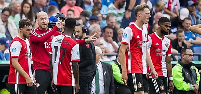 Foto: 'Feyenoord wil via Stam dubbelslag slaan in Argentinië'