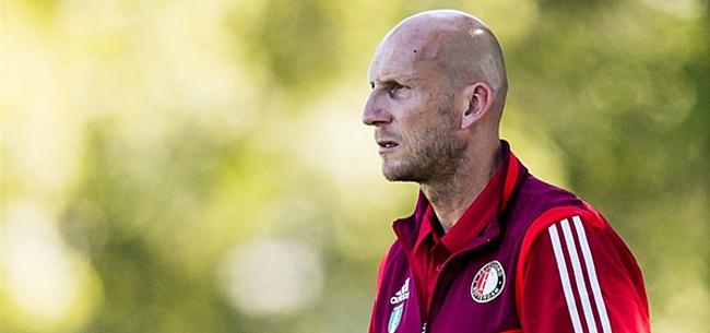 Foto: Stam legt uit hoe Feyenoord Ajax en PSV gaat bestormen