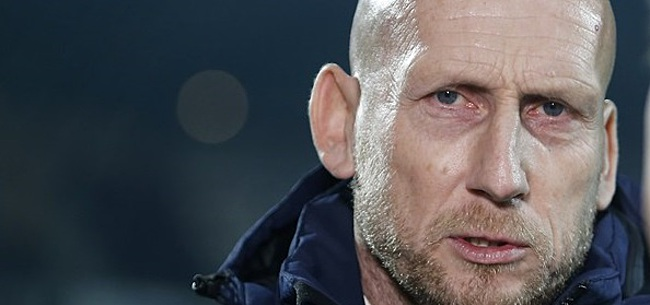 Foto: Stam krijgt direct Feyenoord-advies: