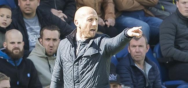 Foto: 'Stam weet al wie hij volgend seizoen in de spits bij Feyenoord wil'