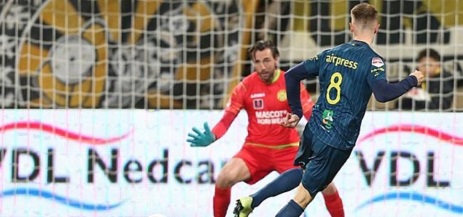 Foto: Cambuur en De Graafschap winnen, Jong Ajax grijpt derde plek
