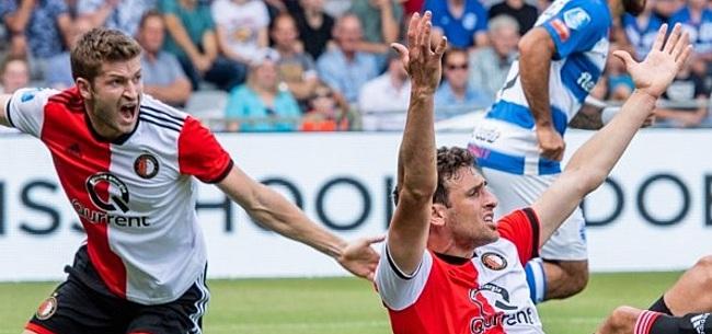 Foto: Kiezen tussen Van der Heijden en Botteghin: