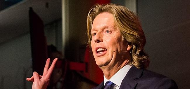 Foto: Feyenoord-directeur onder vuur: