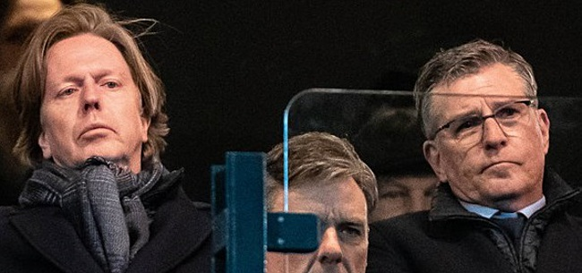 Foto: Derksen over Van Geel: