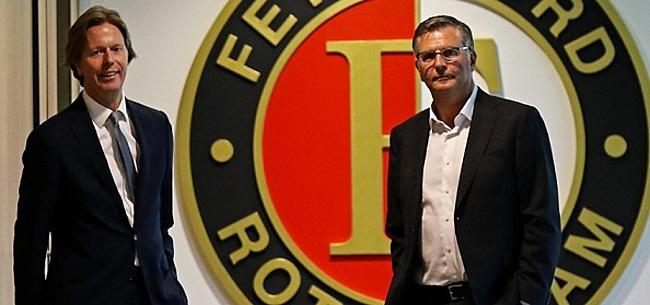 Foto: Van Leeuwen, Huibers en anderen genoemd als opvolger Van Geel bij Feyenoord
