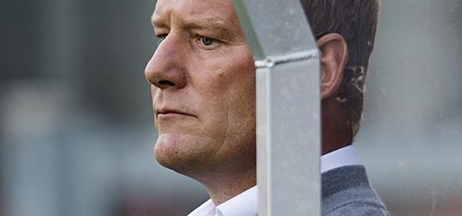 Foto: De Jonge kreeg Twente-shirt: