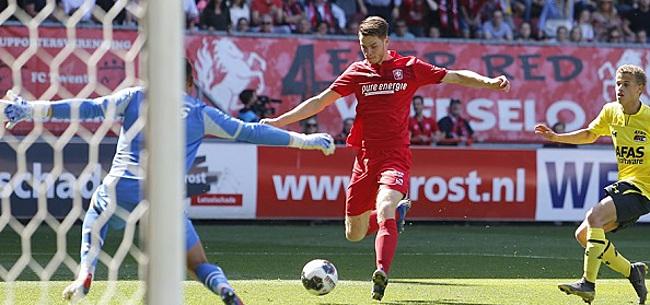 Foto: FC Twente-fans reageren massaal op opmerkelijk transfergerucht