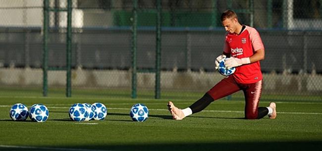 Foto: Mooie week voor Jasper Cillessen bij FC Barcelona