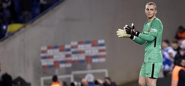 Foto: 'Cillessen wordt stand-in van beste doelman ter wereld'