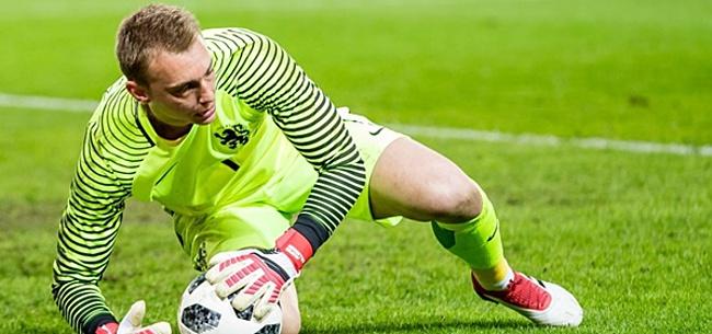Foto: 'Vertrekwens Cillessen betekent héél slecht nieuws voor Ajax'