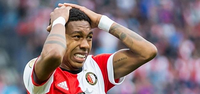 Foto: Feyenoorder had Kuipvrees: 'Publiek is veeleisend'