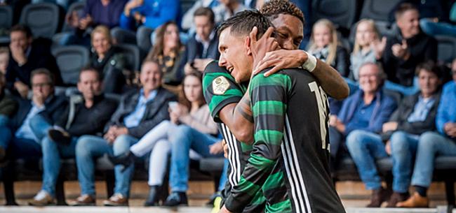 Foto: 'Opstelling Feyenoord: véél aanpassingen voor City'
