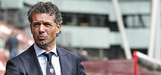 Foto: Roda strikt Utrecht-icoon als nieuwe hoofdtrainer
