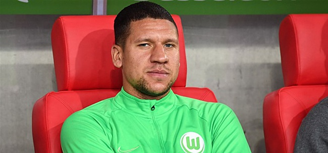 Foto: Rol Bruma bij Wolfsburg léék uitgespeeld: