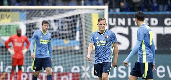 Foto: 'Feyenoord-leiding heeft een enorme fout gemaakt'