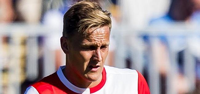 Foto: Toornstra kandidaat bij Feyenoord: