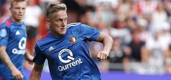 Foto: VIDEO: Niemand dekt Toornstra, Feyenoord op 0-1