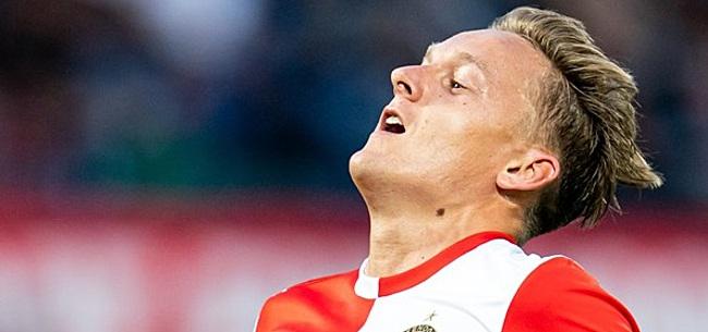 Foto: De 11 namen bij Feyenoord en AZ: Toornstra en Geertruida in de basis