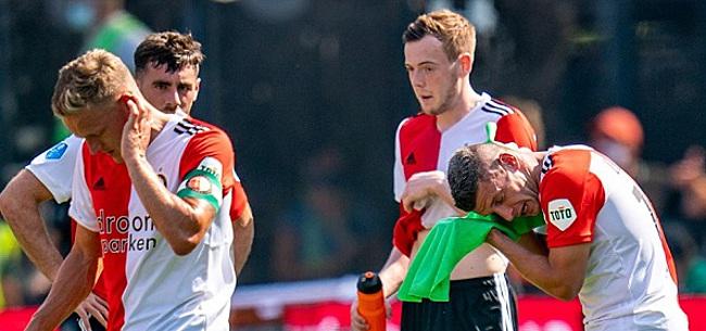 Foto: De 11 namen bij Feyenoord en FC Twente: Toornstra weer op de bank