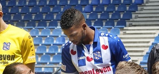 Foto: 'St. Juste kan al met Feyenoord op trainingskamp'