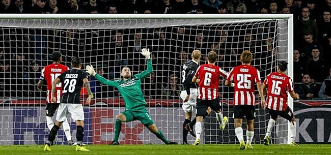 Foto: PSV'er zit 'in lastige situatie en staat open voor nieuw avontuur'