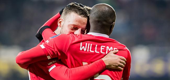 Foto: 'PSV vraagt miljoenenprijs voor Willems'