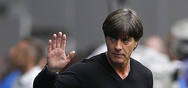 Foto: Succescoach Löw tot en met EK 2020 bondscoach van Duitsland